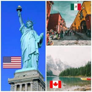 LET'S GO AMERICA! – online English course for kids