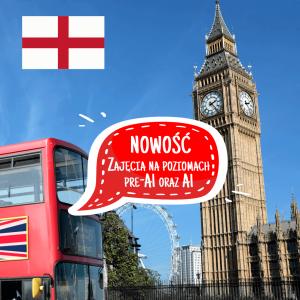 Anglia – roczny kurs angielskiego online dla dzieci