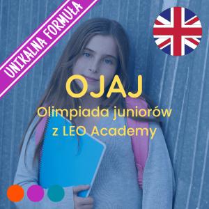 OJAJ – kurs przygotowujący do Olimpiady Języka Angielskiego dla Juniorów