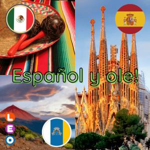 """""""Español y ole"""" – kurs języka hiszpańskiego z hiszpańskim native speakerem!"""