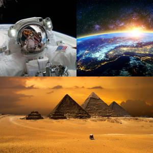 Mysteries of the Universe – tematyczny kurs języka angielskiego online