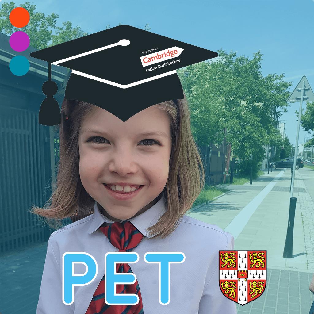 KET, PET, FCE – Kursy przygotowujące do egzaminów Cambridge (Key for Schools)