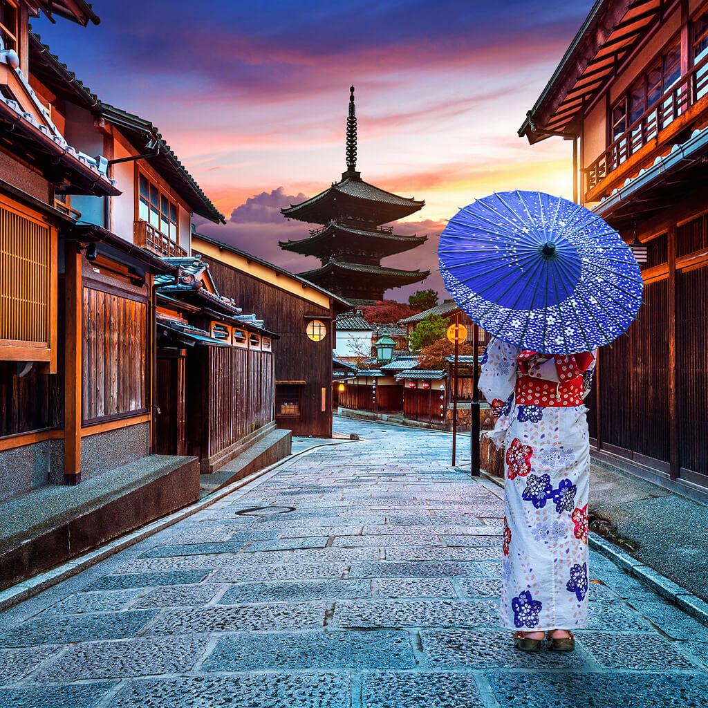 swiatynie japonskie