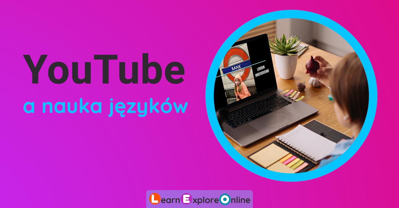 Lekcje angielskiego dla dzieci. Jak wykorzystać YouTube do nauki?